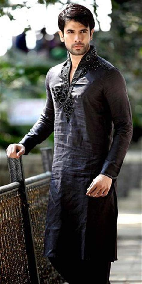 latest style fancy embroidered kurtas  men  season
