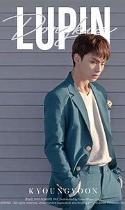 DONGKIZ's Kyungyoon takes on a mature image in 'Lupin ...