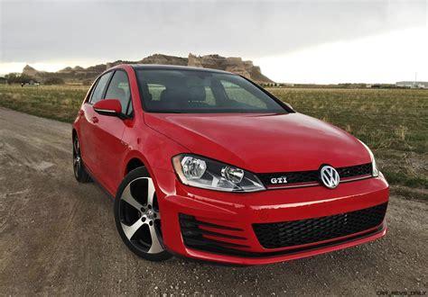 golf 6 gti rückleuchten road test review 2016 volkswagen golf gti autobahn 6