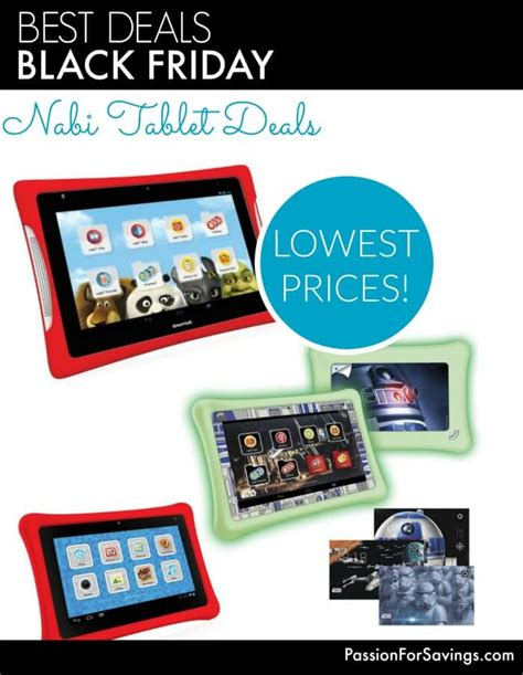 black friday nabi tablet deals 2015 cyber monday sales