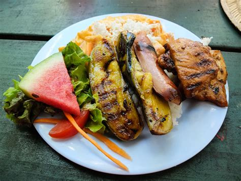island cuisine cook islands food and restaurants