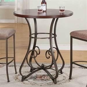 Table Bar But : 3 piece pub table set square red cushion stools 30 inch round bar height ebay ~ Teatrodelosmanantiales.com Idées de Décoration
