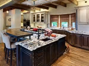 butcher block kitchen island breakfast bar resplendent kitchen island granite top marble top with half bullnose edge also tambour