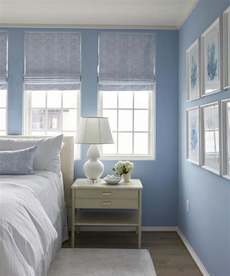 Bedroom Decor Light Blue Walls by How To Properly Decorate With Shades Of Blue