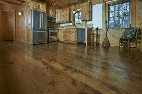 Dark   Peachey Hardwood Flooring
