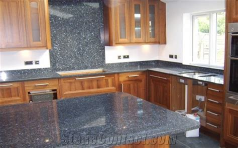 25  best ideas about Blue pearl granite on Pinterest