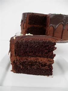 Favorite Chocolate Cake, plus tiered cake tips | Veronica ...