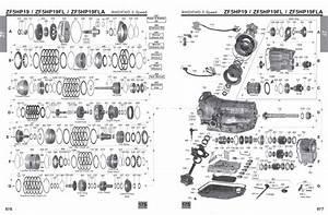 Transmission Repair Manuals Zf 5hp19