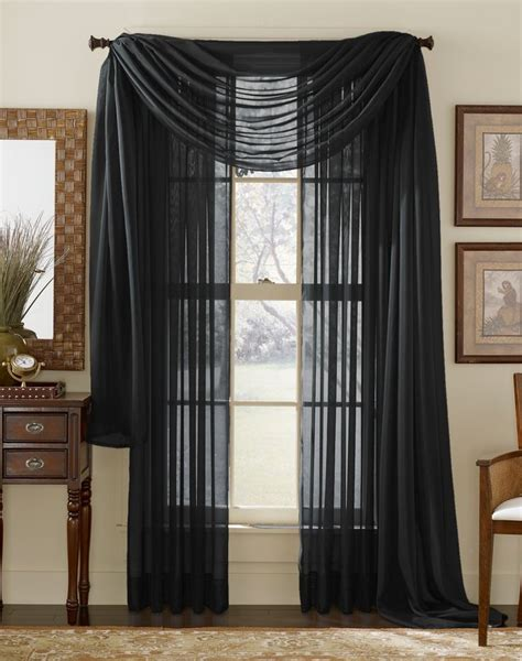 drapery scarf ideas 16 best images about curtains on window