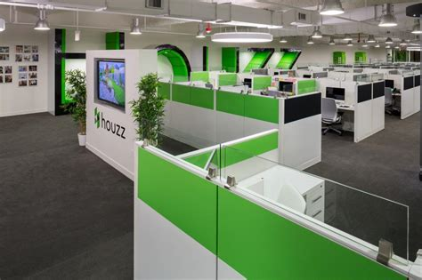 Spaces We Love Houzz's Irvine Offices