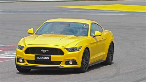 Ford Mustang Arrives In India For Rs 65 Lakh  Gq India