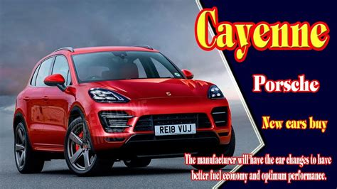 2019 Porsche Cayenne Standard Features by Car Specs 2019 Page 14 Of 156 Car Hd Specs Pictures