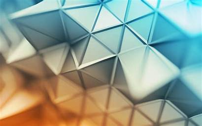 3d Background Geometric 4k Triangles Backgrounds Creative