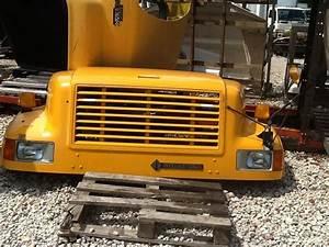 2001 International 3800 School Bus  Stock  Ho