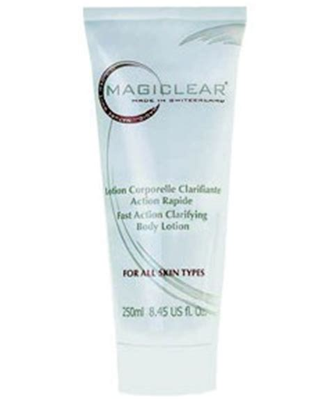 magiclear magiclear Fast Action Clarifying Body Lotion