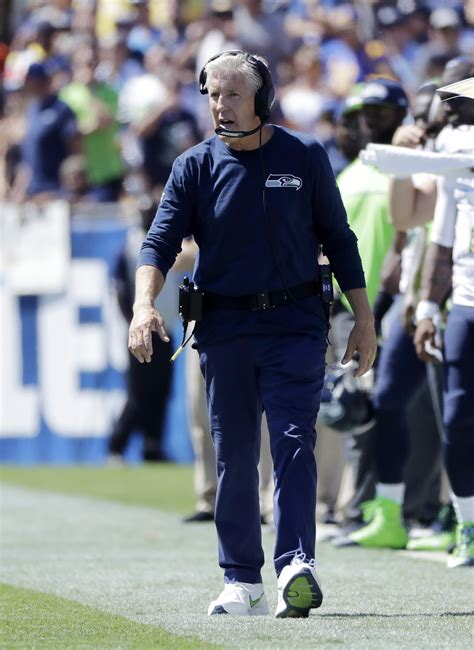 pete carroll  seahawks fined  excessive contact