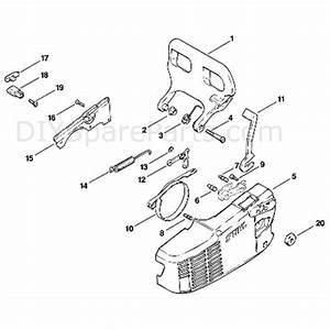 32 Stihl 009 Chainsaw Parts Diagram