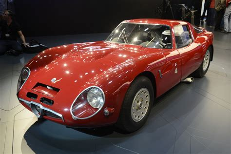 Alfa Romeo Giulia Tz2 by 1965 Alfa Romeo Giulia Tz2 Gallery Gallery Supercars Net