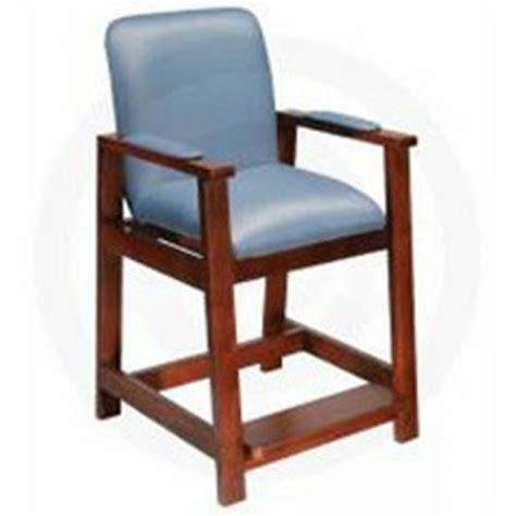 drive wood frame high hip chair drv17100