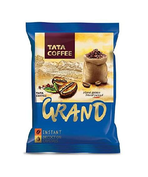 Was incorporated in the year 1943. Tata Coffee Grand - 50g - Pondicherry Online Shopping Sigaram Mart