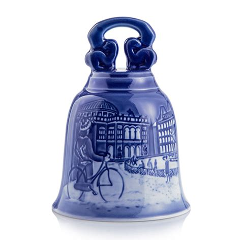 2016 bells on christmas royal copenhagen christmas bell 2016 silver superstore
