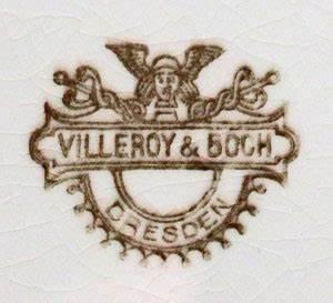 Villeroy Und Boch Dresden : villeroy boch mettlach dresden keramik porzellan nostalgiecorner ~ Orissabook.com Haus und Dekorationen