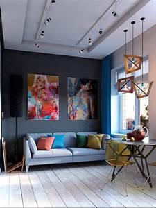 Idée Déco Petit Appartement : am nager un petit appartement techniques et astuces ~ Zukunftsfamilie.com Idées de Décoration