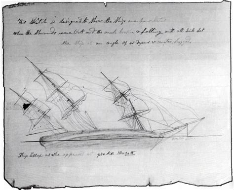 Legend Boats Salesforce by Essex Destroyed By A Whale Nickerson Drawing