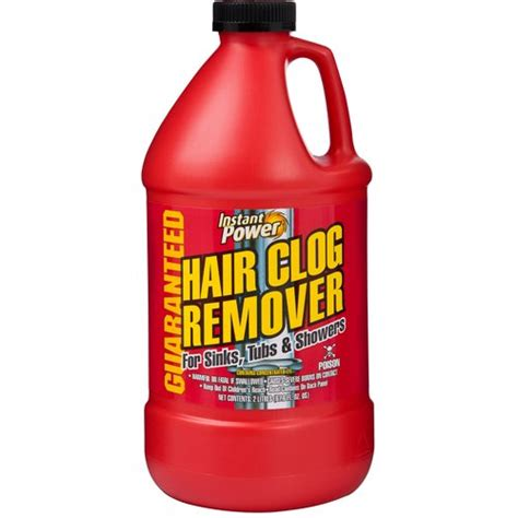 Sink Clog Remover Walmart by Instant Power Hair Clog Remover Walmart
