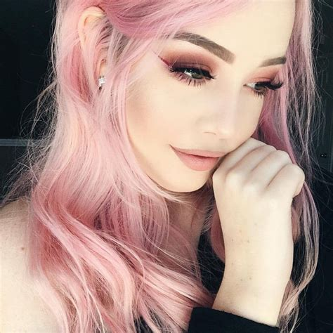 light pink hair 840 best pink hair images on colourful hair