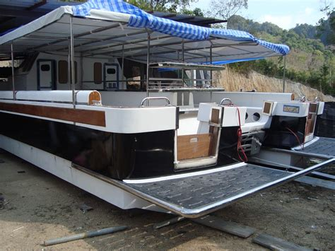 Used Tour Boats For Sale by Catamarans For Sale Commercial Leisure Diving Boats