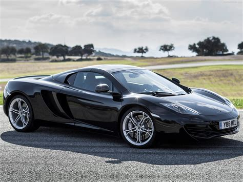 Mp4 12c 0 60 by Mclaren Mp4 12c Spider 2013 Picture 74 Of 198