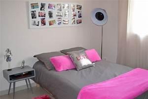 Chambre Ado Fille Ikea : chambre de ma fille ado 12 photos domi ~ Teatrodelosmanantiales.com Idées de Décoration