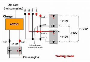 12 Volt Battery Wiring Diagram 36 Volt