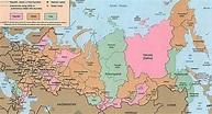 Ethnic Russia: The Taymur Peninsula