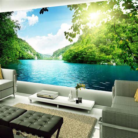Permalink to Nature Wallpaper Living Room