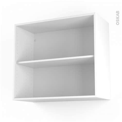 caisson haut n 176 19 meuble de cuisine l80 x h70 x p35 cm