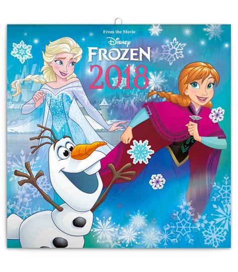 wall calendar frozen stickers