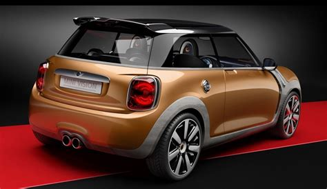 Mini Concept Cars by 2014 Mini Cooper Previewed By New Vision Concept