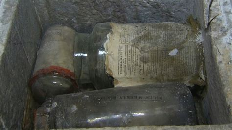 Year Old Time Capsule Discovered Cnn Video