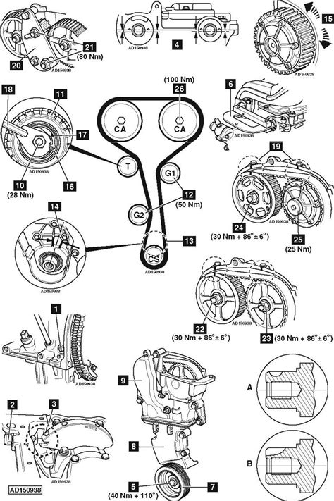 installing timing chain   replace timing chain