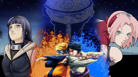 naruto sasuke sakura wallpaper wallpapersafari