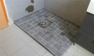Bac Douche Italienne : carrelage 90x120 ~ Edinachiropracticcenter.com Idées de Décoration