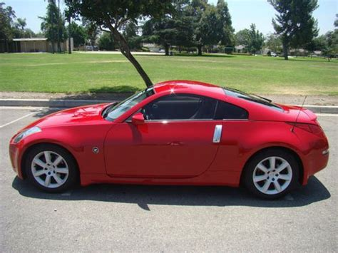 Sell Used 2005 Nissan 350z Touring Coupe Auto Low Miles