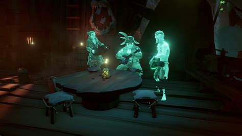 how to become a pirate legend in sea of thieves windows central