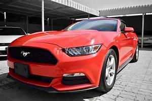 Used Ford Mustang 3.7L Convertible 2015 Car for Sale in Ajman (785369) | YallaMotor.com