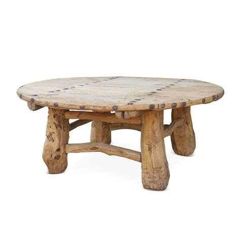 round wood coffee table fascinating round wood coffee table for home coffee bar