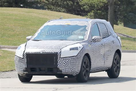 2020 Ford Escape Spied Looking Like The New Focus