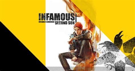 Infamous Second Son Fan Art Logo Free Wallpaper Hd