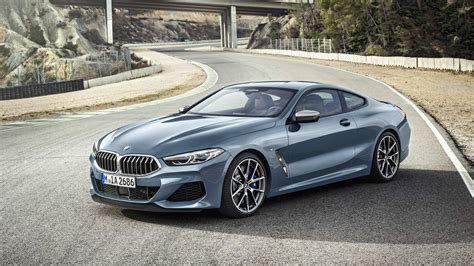 2019 Bmw 8 Series Coupe Debuts With 530 Hp V8 Autodevot